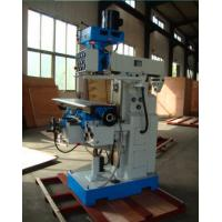 Best Universal Metal Milling Machine , Radial Milling Machine With Turret Head wholesale