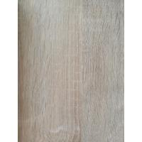 Best 85GSM Faux Melamine Wood Grain Decorative Paper Colored Clear Texture For Plywood wholesale