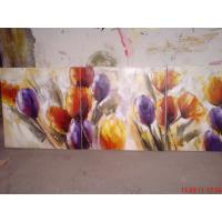 Best Huge Impressional Modern Art Blossom Oil Painting On Canvas 30*50 inch wholesale
