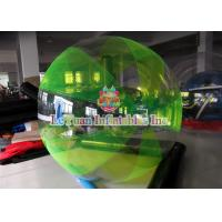 Best Durable PVC/TPU Water Games Inflatable Water Rolling Ball, Water Walking Ball wholesale