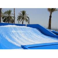 Best Blue Flowrider Surf Machine Water Ride wholesale
