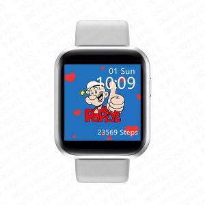 "Best 1.54"" HD IPS Large Screen Y68plus Blood Pressure Smartwatch wholesale"