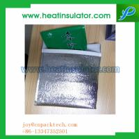 Best Colorful Custom Waterproof Thermal Food Shipping Packaging  Bubble Foil Insulted Mailers wholesale