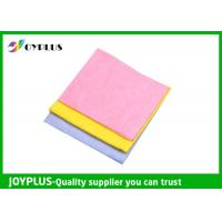 Best Needle - Punched Non Woven Cleaning Cloths Disposable Viscose / Polyester Material wholesale