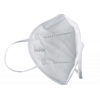 Best Non Woven Protective Face KN95 Respirator Earloop Mask With Valve wholesale
