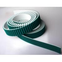 Best htd8m pu timing belt with green fabric wholesale