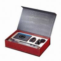 Buy cheap Delicate wine set, includes electric wine opener and foil cutter from wholesalers