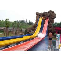 Best Swimming Pool Fiberglass Water Park Slide For Adult High Safety wholesale