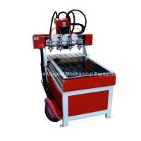 Cheap Small 4 Spindles 600*900mm Wood CNC Carving Machine for sale
