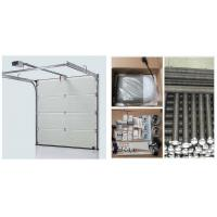 Aluminum Panels For Garage Doors : Details of anodized aluminum frame frosted glass garage