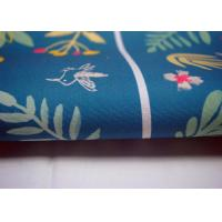 Buy cheap 8OZ Good Quality Cotton Canvas With Printed And TPU Coated / BCI Cotton Fabric from wholesalers