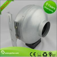 Best Corrosion Resistance Plastic Shell Inline Circular Duct Fan For Hydroponic Plants wholesale