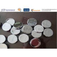 Best PVC Chrome Plating Plastic Parts ABS Button Covers Gas Assisted Injection Molding Service wholesale