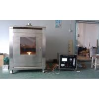 Best Stainless Steel Flammability Testing Equipment  Fireproof Coating Materials wholesale