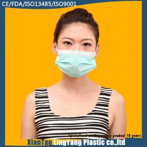 Best 2018 hot sale Hospital Disposable Face Mask For Food Service wholesale