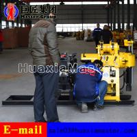 Best HZ-200Y Hydraulic rotary 200meters water drilling machine for sale wholesale