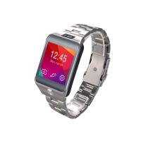 Best Android & IOS Heart Rate Smart Watch Stainless Steel Selectable Watchband wholesale