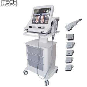 Best Hifu Beauty Machine Face Lift High Intensity Focused Ultrasound Hifu Machine Hifu Skin Lifting Wrinkle Remover Beauty wholesale