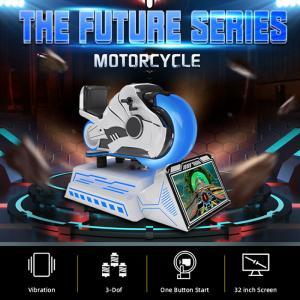 Best 360 Degree VR Motorcycle Racing Cockpit Driving Simulator wholesale