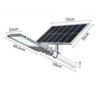 Best Manufacturer Price Waterproof IP65 20W 40W 60W Energy Solar Power Outdoor Lamp LED Integrated All In One Solar Street Li wholesale