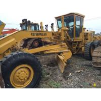 Best Cat 14g  Used Motor Grader 25.9 Ft Turning Radius 18440 Kg Operation Weight wholesale
