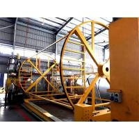 Quality ISO Tank Rotator / Container Rotator Machine For 20ft 40ft Stanndard wholesale