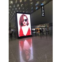 Best CE MW Power Supply SMD LED Display , Indoor Full Color LED Video Screen wholesale