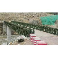 Quality Highly Mobile Emergency Bridge Q345B Steel Easy Recycle Transport wholesale