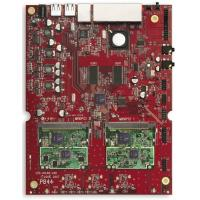Best red solder mask FR-4 CEM-1, CEM-3 8 layer single sided pcb board for mouse wholesale