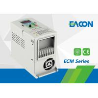 China AC To AC Frequency Converter 3 Phase Frequency Inverter 0.75KW 380V ECM Series on sale