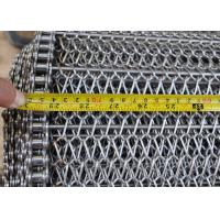 Cheap Balance Wire Mesh Conveyor Belt For Annealing Furnace , Heat Resistant for sale