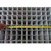 Best Building  Welded Mesh Panels , Galvanized Welded Wire Mesh Sheets For District wholesale