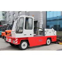 China Diesel Power Type 10 Ton Port Forklifts With Fuel Tank Capacity 260L 3600mm Lift Height on sale