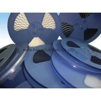 Best EIA-481 international criterion Blue / Black 56mm Plastic Spools and Reels For Steel Cover wholesale