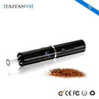 China Metal Dry Herb Wax Vaporizer Vape Pen , Cartridge dry herbal vaporizer on sale
