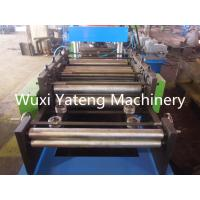Quality High Strength Highway Guardrail Roll Forming Machine Big Touch Screen Included wholesale