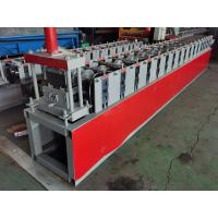 Best Stainless Sheet Hydraulic Door Frame Forming Machine 10m / Min Capacity wholesale