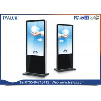 Quality OEM multitouch android Digital Advertising Displays , Electronic Stand Alone Digital Signage wholesale