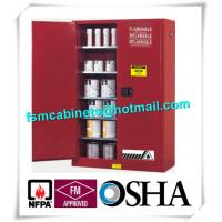 Best Vertical Combustible Paint Storage Cabinets With Adjustable Horizontal Shelves wholesale