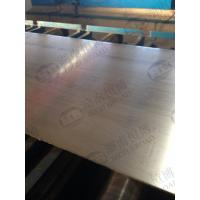 Best 914*610*1.5mm Engraving Magnesium Metal Sheet Plate Polished Silver Smooth Surface wholesale