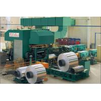 Quality Casting Aluminium Rolling Mill , Cold / Hot Four High Rolling Mill Machine wholesale