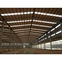 Best Customized H Beam Prefabricated Building Steel Frame For Industry workshop wholesale