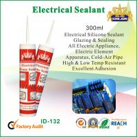 Best High Temp Resistant Strong Adhesive Glue , Household Electrical Silicone Sealant wholesale