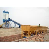 China Belt Conveyor Cement Batching Plant Ready Mixed Concrete Mixing Plant 90m3/H Capacity on sale