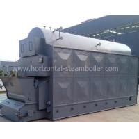 Buy cheap Automatic 1 - 10tons / h Biomass Pellet Boiler For Food Industrial from wholesalers