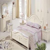 Best Italian Royal Bedroom Set with 1.8m Bed/Classic Wood Furniture, 19kg Gross Weight wholesale