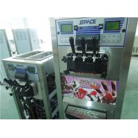 Cheap Commercial Soft Serve Ice Cream Machine With Independent Refrigeration Systems for sale