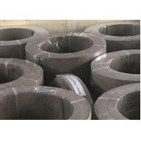 Flexible Woven Brake Roll Lining , Durable Friction Lining Material