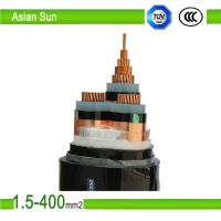 Best 0.6/1kV,Cu Conductor XLPE Insulation PVC Jacket SWA Armoured Power Cable,IEC BS DIN Standards wholesale