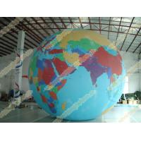 Cheap Supply 0.28mm thickness helium quality PVC Advertising balloon , Advertising for sale